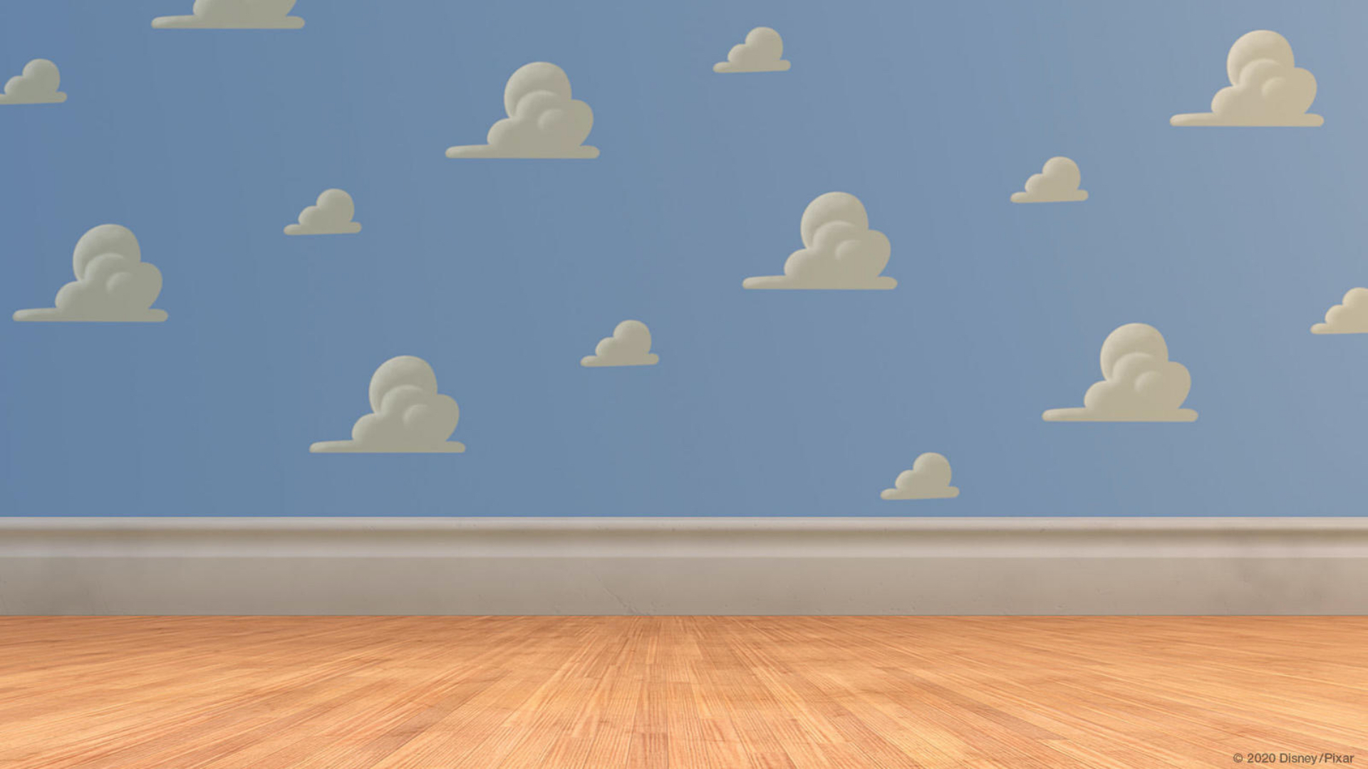 Pixar - Toy Story Background for Teams or Zoom