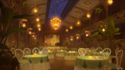 Disney - The Princess and the Frog Background for Teams or Zoom
