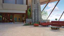 Pixar - Cars Background for Teams or Zoom